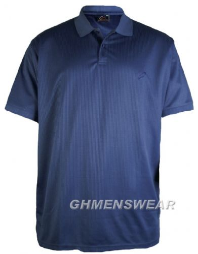 Mesh Polo Shirt NAVY